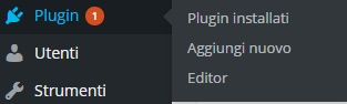installare un plugin su wordpress