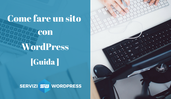 Come fare un sito con WordPress