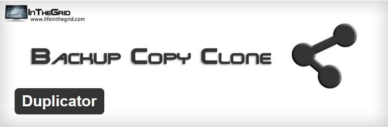 backup copy clone