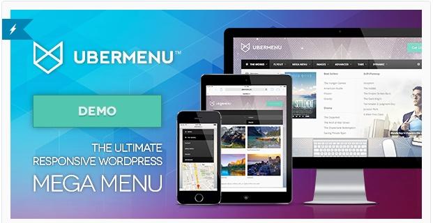 uber menu