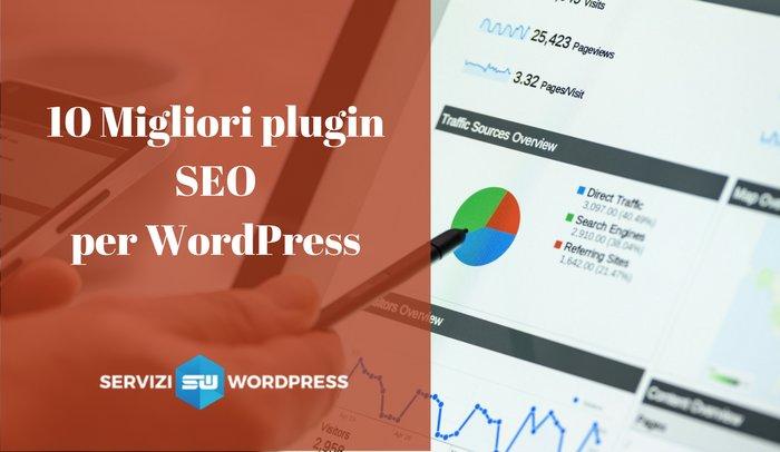 10 migliori plugin per WordPress