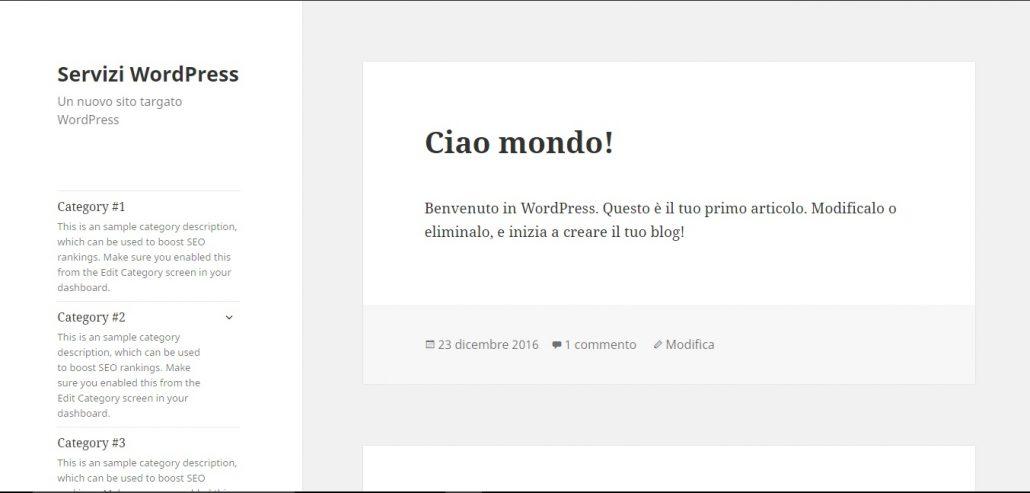 WordPress final
