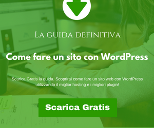 Guida per WordPress