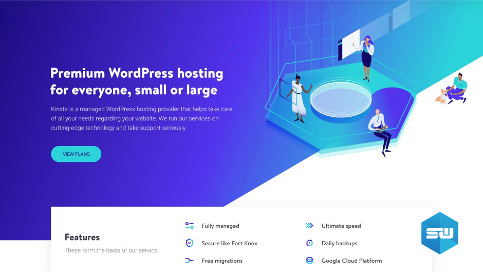 Kinsta WordPress Managed Hosting