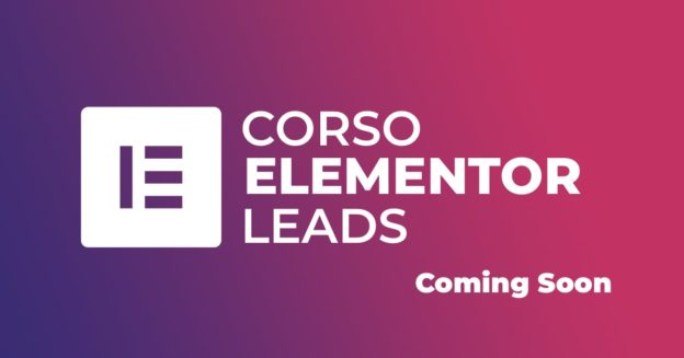 Corso Elementor Leads