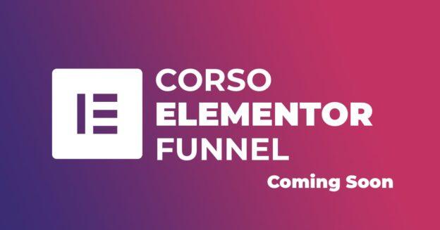 Corso Elementor Funnel